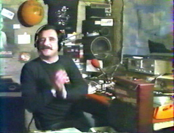 Paul Dom premier studio Solaris 1981